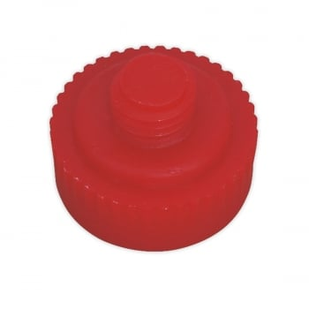 342/712PF NYLON HAMMER FACE MEDIUM/RED FOR NFH15