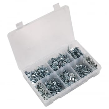 AB067SM ACME SCREW WITH CAPTIVE WASHER ASSORTMENT 300
