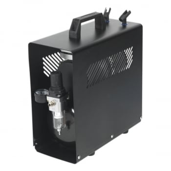 AB9001 MINI AIR BRUSH COMPRESSOR 3LTR TANK
