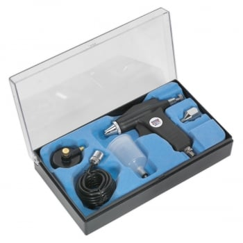 AB931 AIR BRUSH KIT WITHOUT PROPELLANT