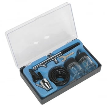 AB932 AIR BRUSH KIT PROFESSIONAL WITHOUT PROPELLANT