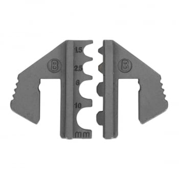 AK3858/B NON-INSULATED TERMINAL CRIMPING JAWS