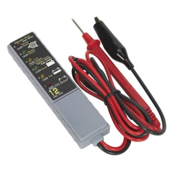 AK400 BATTERY/ALTERNATOR TESTER 12V LED