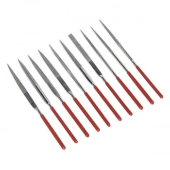 AK577 DIAMOND NEEDLE FILE SET 10PC