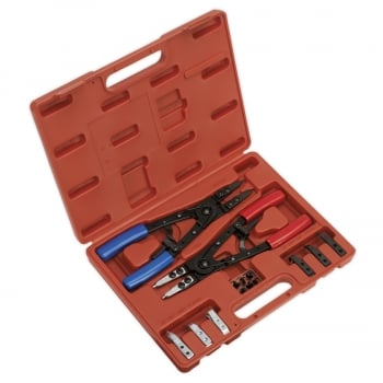 AK8500 CIRCLIP PLIERS SET INTERNAL/EXTERNAL 265MM HE