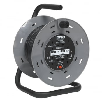 BCR2525 H/DUTY CABLE REEL