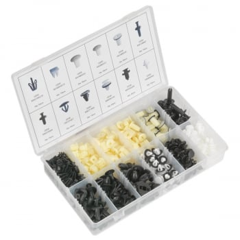 BTC11 TRIM CLIP ASSORTMENT FOR MITSUBISHI 370PC