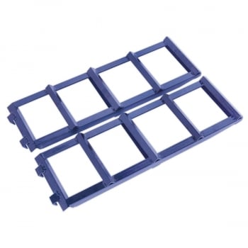 CAR2001 CAR RAMP EXTENSIONS 400KG EACH/800KG PER PAIR