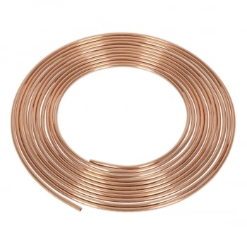 CBP001 BRAKE PIPE COPPER TUBING 20 GAUGE 3/16 X 25