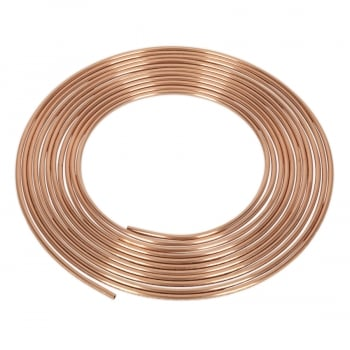 CBP002 BRAKE PIPE COPPER TUBING 22 GAUGE 3/16  X 25
