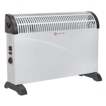 CD2005T CONVECTOR HEATER 2000W 3 HEAT SETTINGS THERMO