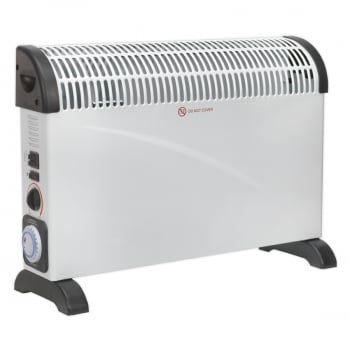 CD2005TT CONVECTOR HEATER 2000W/230V WITH TURBO  TIME