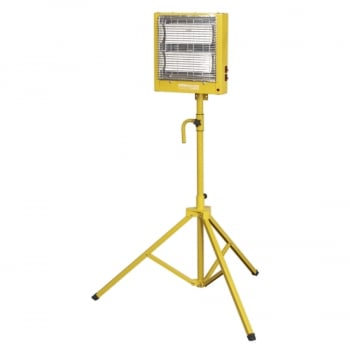 CH28110VS CERAMIC HEATER WITH TELESCOPIC TRIPOD STAND 1