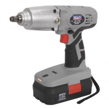 CP2600 CORDLESS LITHIUM-ION IMPACT WRENCH 26V 1/2 S