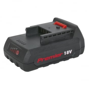 CP6018VBP CORDLESS POWER TOOL BATTERY 18V 1.5AH LI-ION
