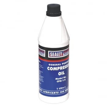 CPO1S COMPRESSOR OIL 1LTR