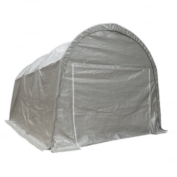 CPS03 DOME ROOF CAR PORT SHELTER 4 X 6 X 3.1MTR