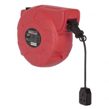 CRM151 CABLE REEL SYSTEM RETRACTABLE 15MTR 1 X 230V
