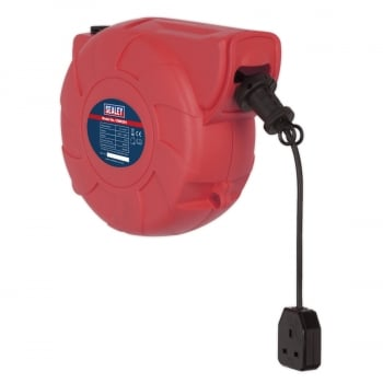 CRM251 CABLE REEL SYSTEM RETRACTABLE 25MTR 1 X 230V