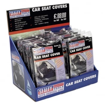 CSC112 SEAT COVER DISPLAY BOX OF 12