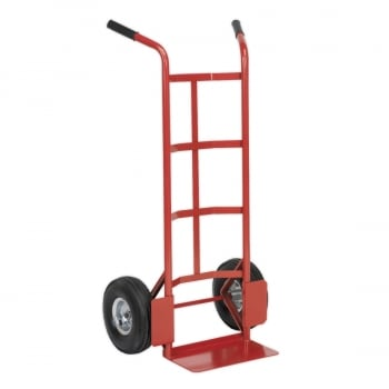 CST986 SACK TRUCK WITH PNEUMATIC TYRES 200KG CAPACIT