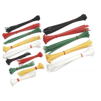 CT375 CABLE TIE ASSORTMENT PACK OF 375
