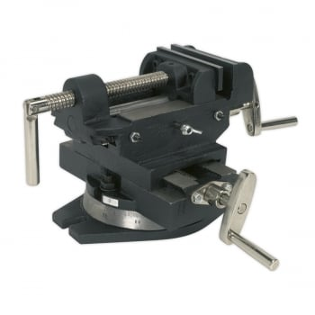 CV4 COMPOUND CROSS VICE 100MM