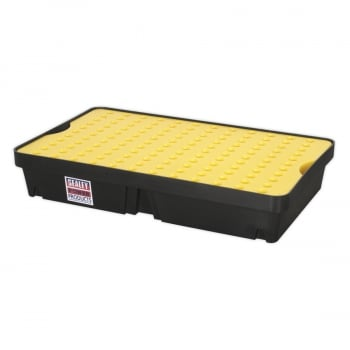 DRP33 SPILL TRAY 60LTR WITH PLATFORM
