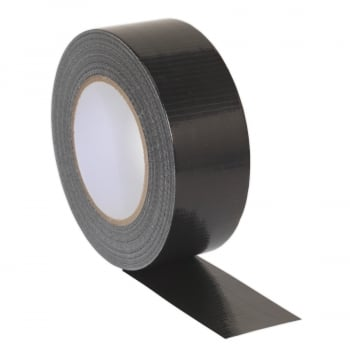 DTB DUCT TAPE 48MM X 50MTR BLACK