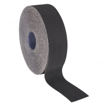 ER505040 EMERY ROLL BLUE TWILL 50MM X 50MTR 40GRIT