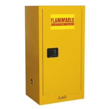FSC08 FLAMMABLES STORAGE CABINET 585 X 460 X 1120MM