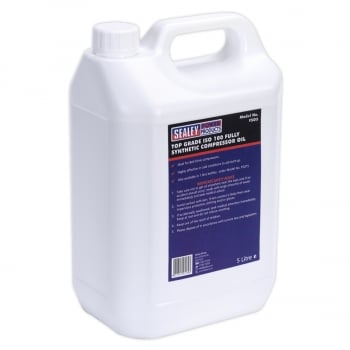 FSO5 COMPRESSOR OIL FULLY SYNTHETIC 5LTR