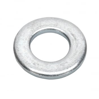 FWA1021 FLAT WASHER M10 X 21MM FORM A ZINC DIN 125 PA
