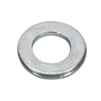 FWA49 FLAT WASHER M4 X 9MM FORM A ZINC DIN 125 PACK