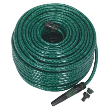 GH80R WATER HOSE 80MTR WITH FITTINGS