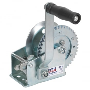 GWE1200M GEARED HAND WINCH 540KG CAPACITY