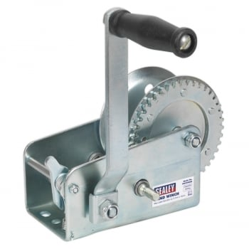 GWE2000M GEARED HAND WINCH 900KG CAPACITY