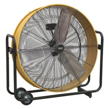 HVD30110V INDUSTRIAL HIGH VELOCITY DRUM FAN 30 110V