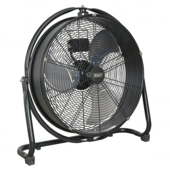 HVF20S INDUSTRIAL HIGH VELOCITY ORBITAL DRUM FAN 20
