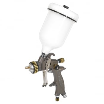 HVLP01 HVLP GRAVITY FEED SPRAY GUN 1.4MM SET-UP