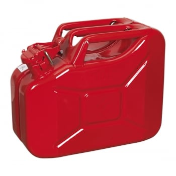 JC10 JERRY CAN 10LTR - RED
