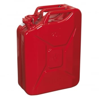 JC20 JERRY CAN 20LTR - RED