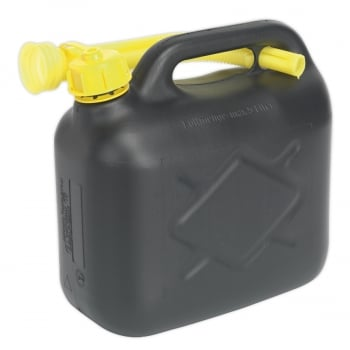 JC5B FUEL CAN 5LTR - BLACK