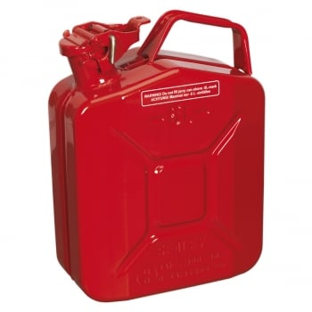 JC5MR JERRY CAN 5LTR - RED