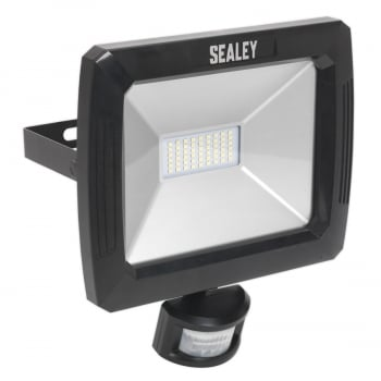 LED088 FLOODLIGHT WITH WALL BRACKET & PIR SENSOR 50W