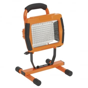 LED108CO RECHARGEABLE PORTABLE FLOODLIGHT 108 LED LITH