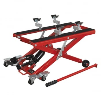 MC4500 MOTORCYCLE QUAD SCISSOR LIFT 500KG CAPACITY