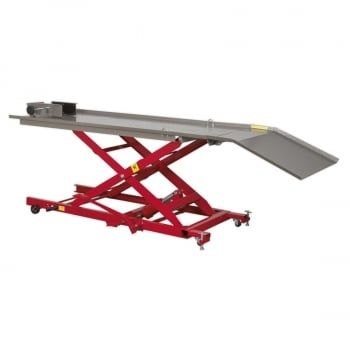 MC454 HYDRAULIC MOTORCYCLE LIFT 450KG CAPACITY