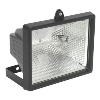 MD500C FLOODLIGHT WITH WALL BRACKET 400W/230V TUNGST