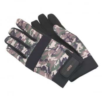 MG795XXL MECHANIC S GLOVES PADDED PALM CAMO - EXTRA EX